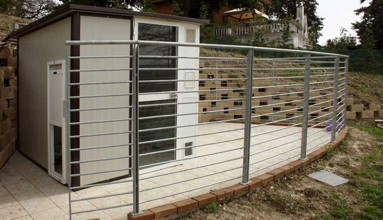 Abri pour chien dogbox for Soluzioni da giardino